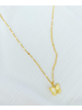 Alv Jewels Golden Butterfly Choker