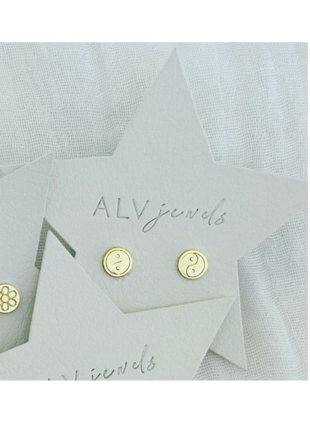 Alv Jewels Icon Studs