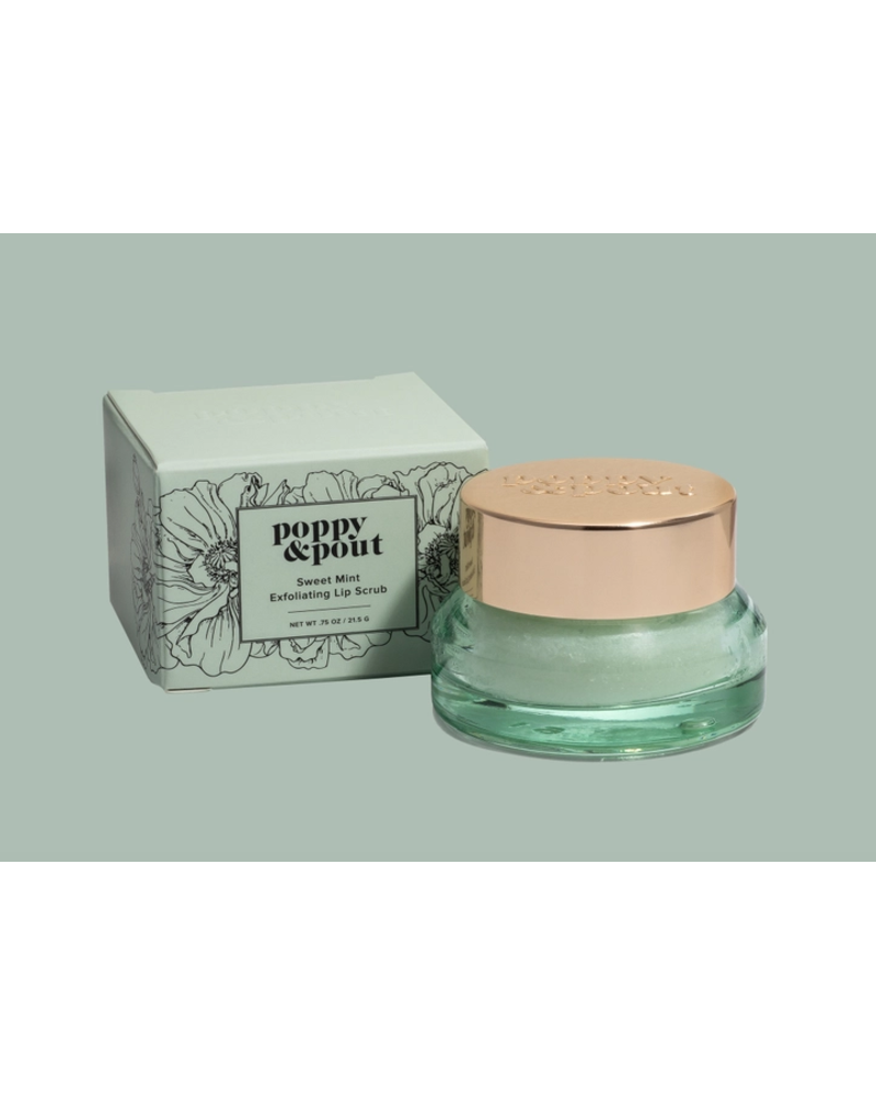 Poppy & Pout Lip Scrub