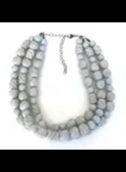 Leetie Lovendale Morgan Beaded Necklace