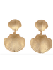 Anna Cate Brielle Double Shell Earrings