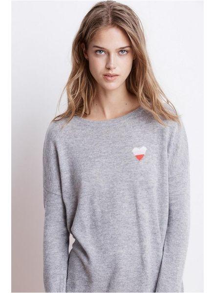Velvet by Graham and Spencer Izabella Loved Cashmere Blend Sweater
