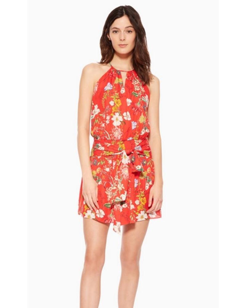 fbeb338ec4a4 Larissa Dress. Vibrant floral dress