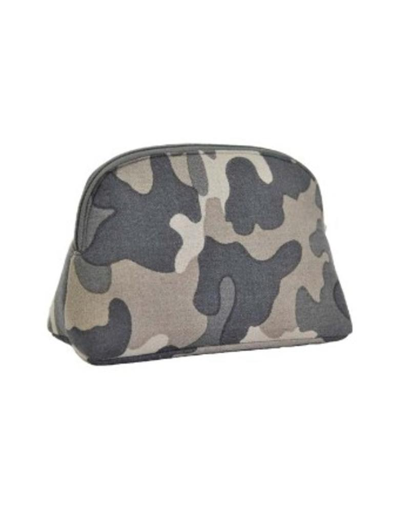 Paisley Road Camo Cosmetic Pouch