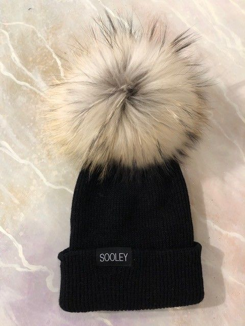 Sooley Designs Cashmere Hat (Jumbo Pom)