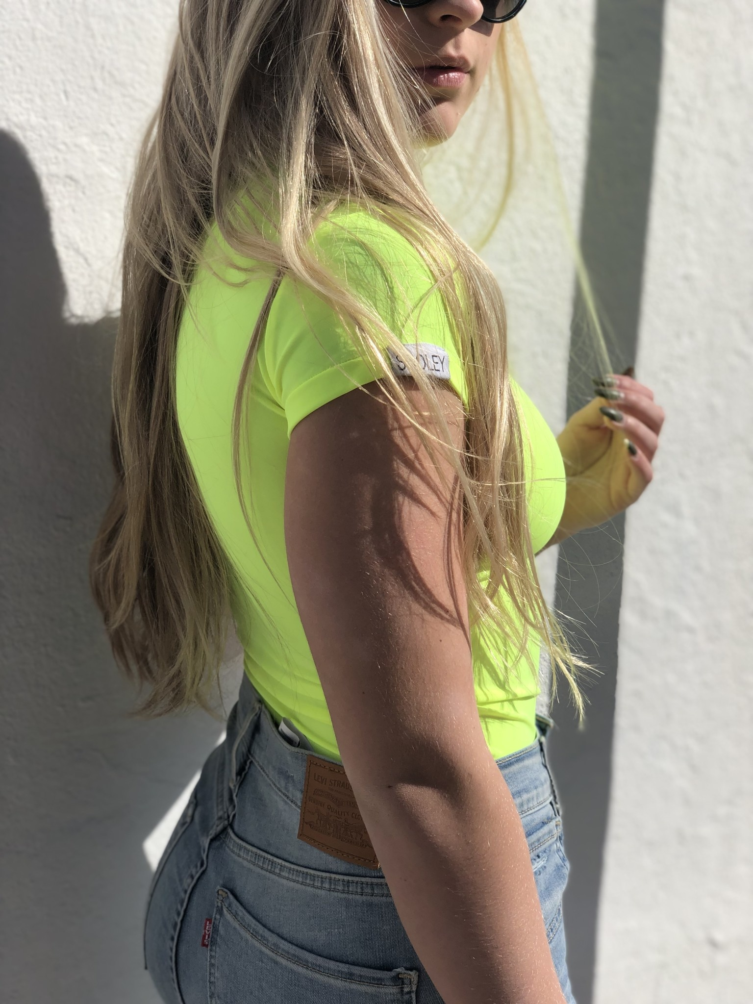 Sooley Designs Neon Top