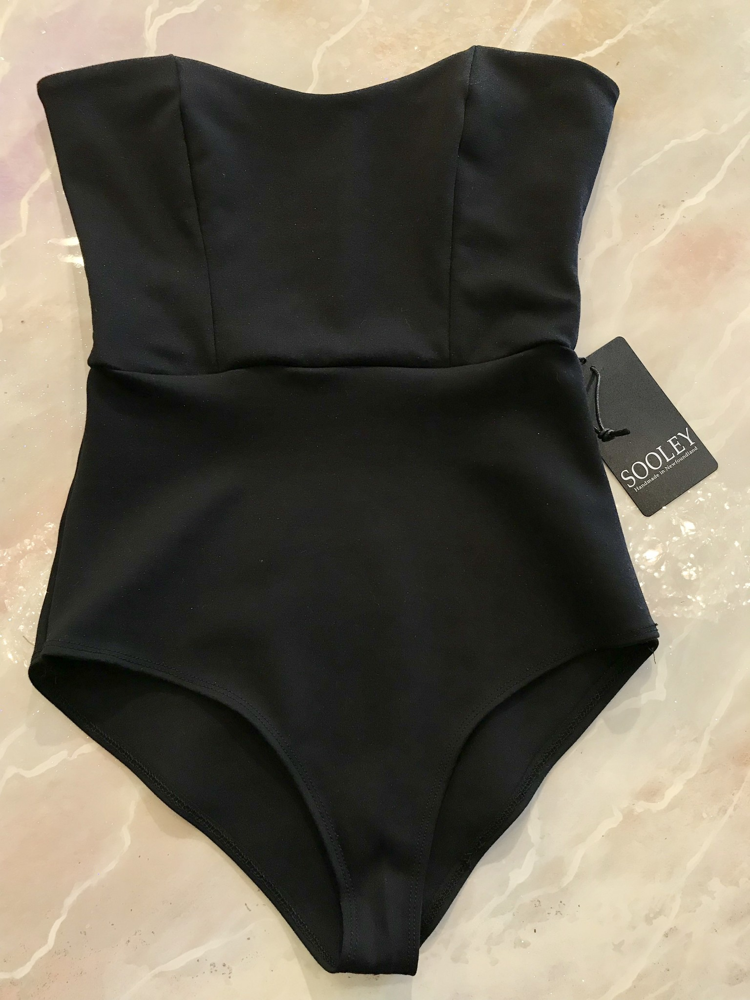 Sooley Designs Sweetheart Baker Bodysuit