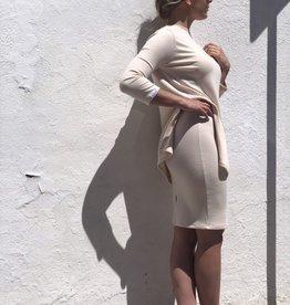 Pencil Skirt - Ribbed Knit