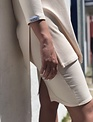Sooley Designs Pencil Skirt - Ribbed Knit