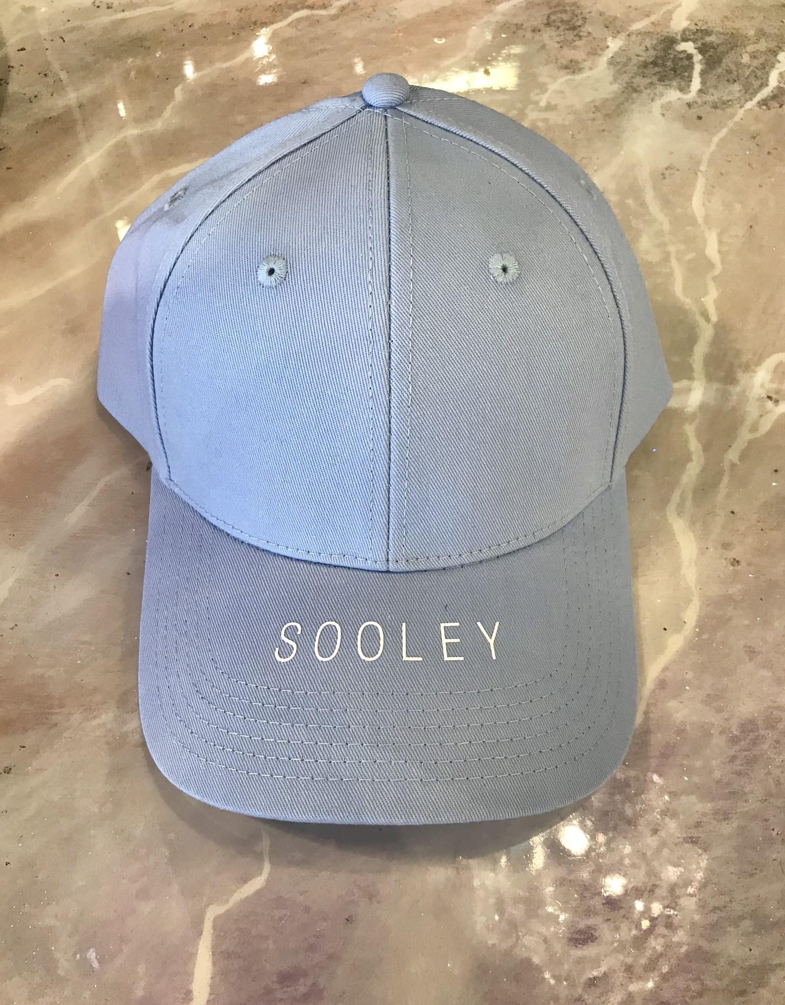 Sooley Baseball Hat - Baby Blue