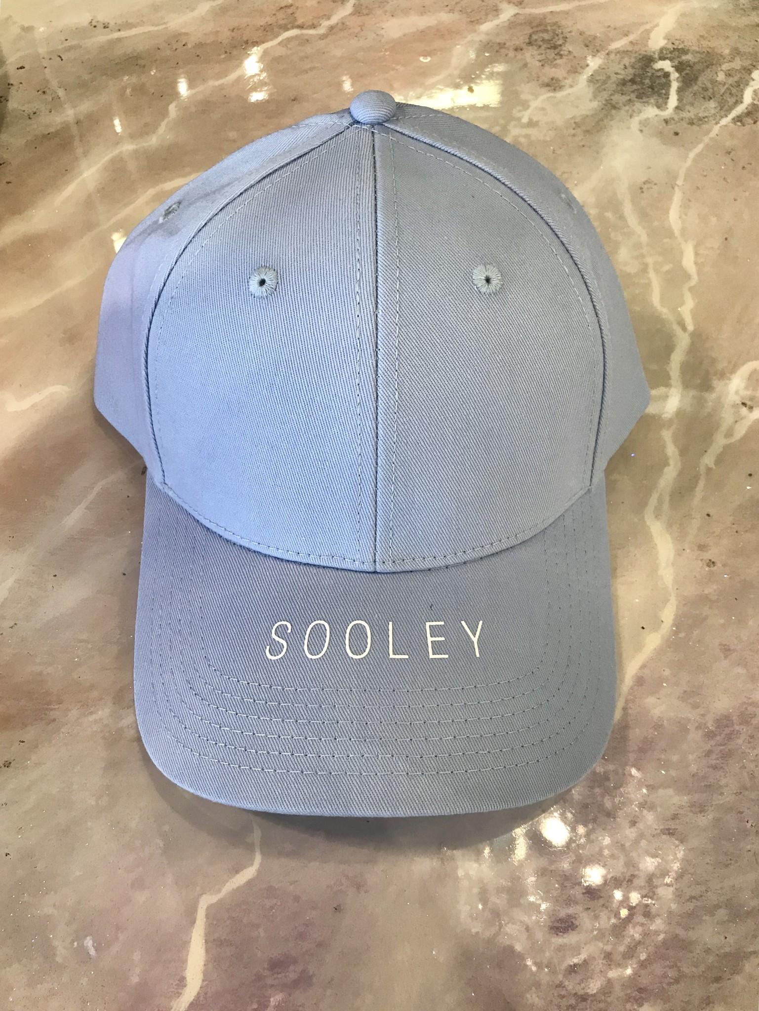 Sooley Designs Sooley Baseball Hat - Baby Blue