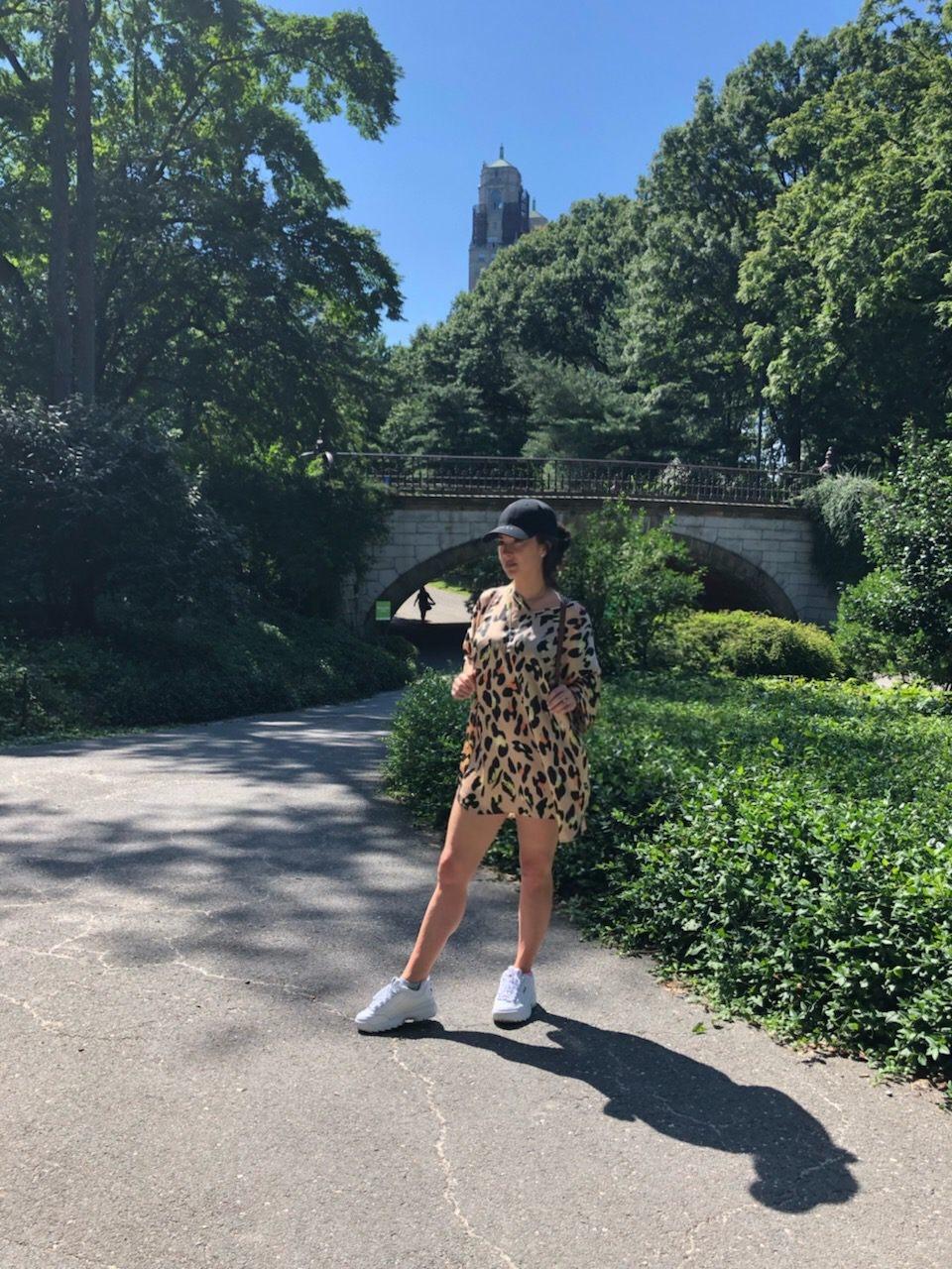 Sooley Designs Grace Dress - Leopard