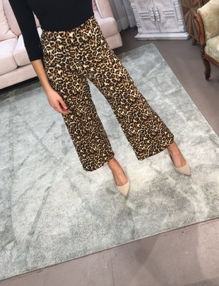 Sooley Designs Kate Pants - Leopard