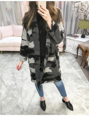Sooley Designs Cooper Coat - Camo