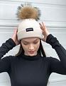 Sooley Designs Cashmere Hat (Large Pom)