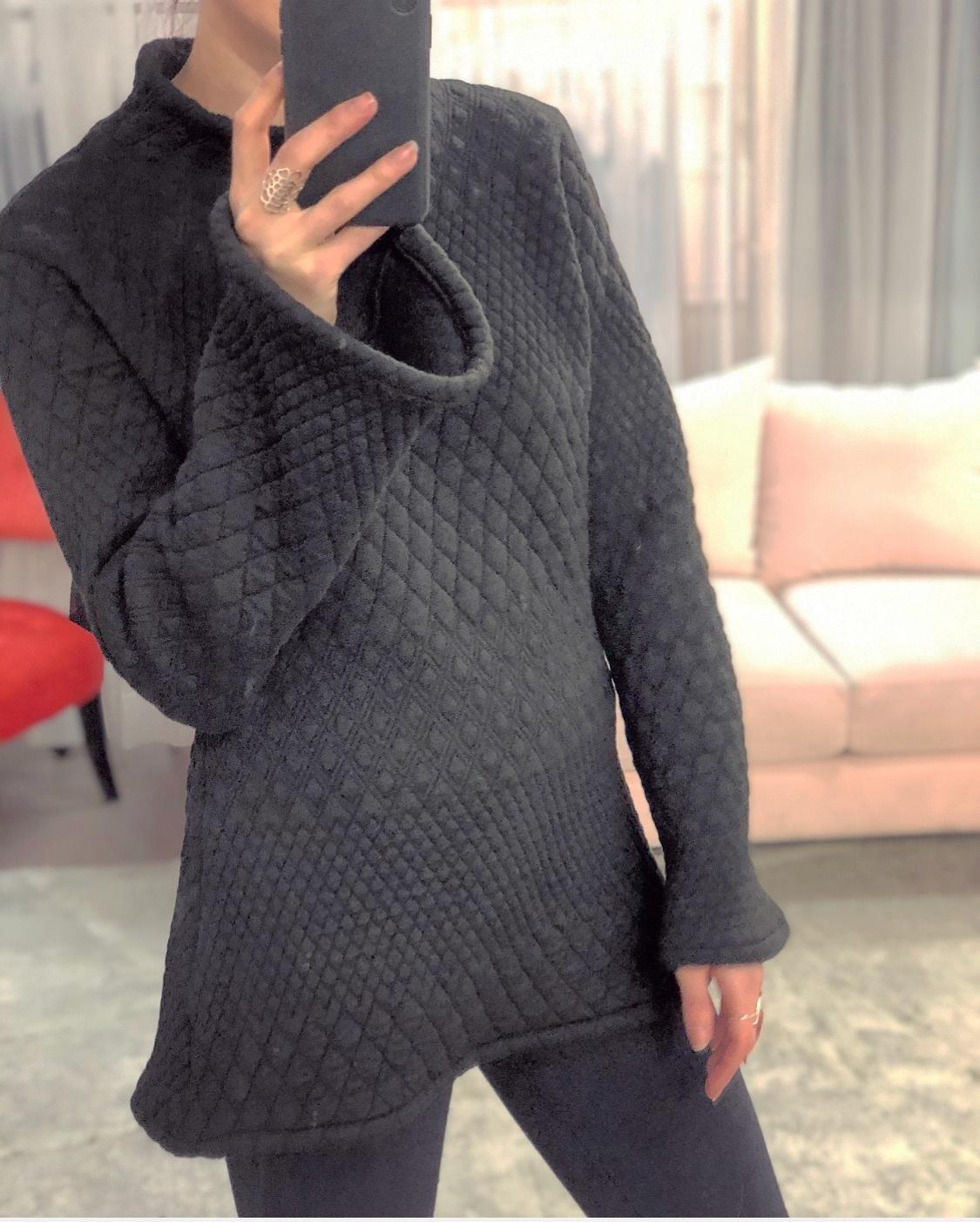 Sooley Designs Bell Sleeve Sweater