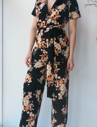 Sooley Designs Gia Jumpsuit