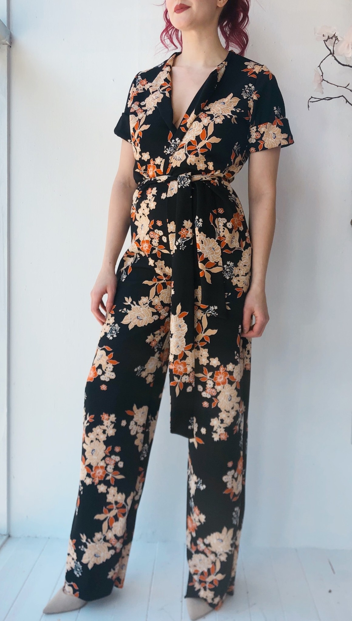 Sooley Designs Gia Jumpsuit