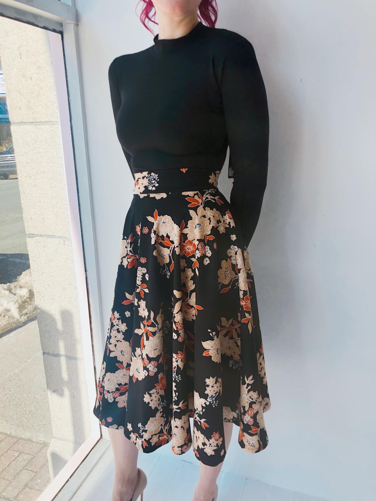 Sooley Designs Circle Skirt