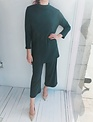 Sooley Designs Valencia Top - Ribbed Knit