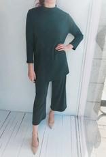 Kate Pants - Ribbed Knit