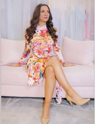 Sooley Designs Betty Dress