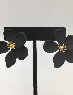 Sooley Designs Nerium Flower Earrings