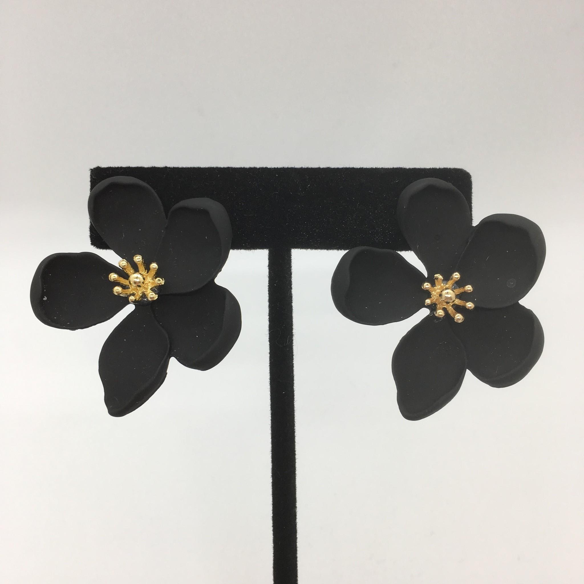 Sooley Designs Nerium Flower Earrings