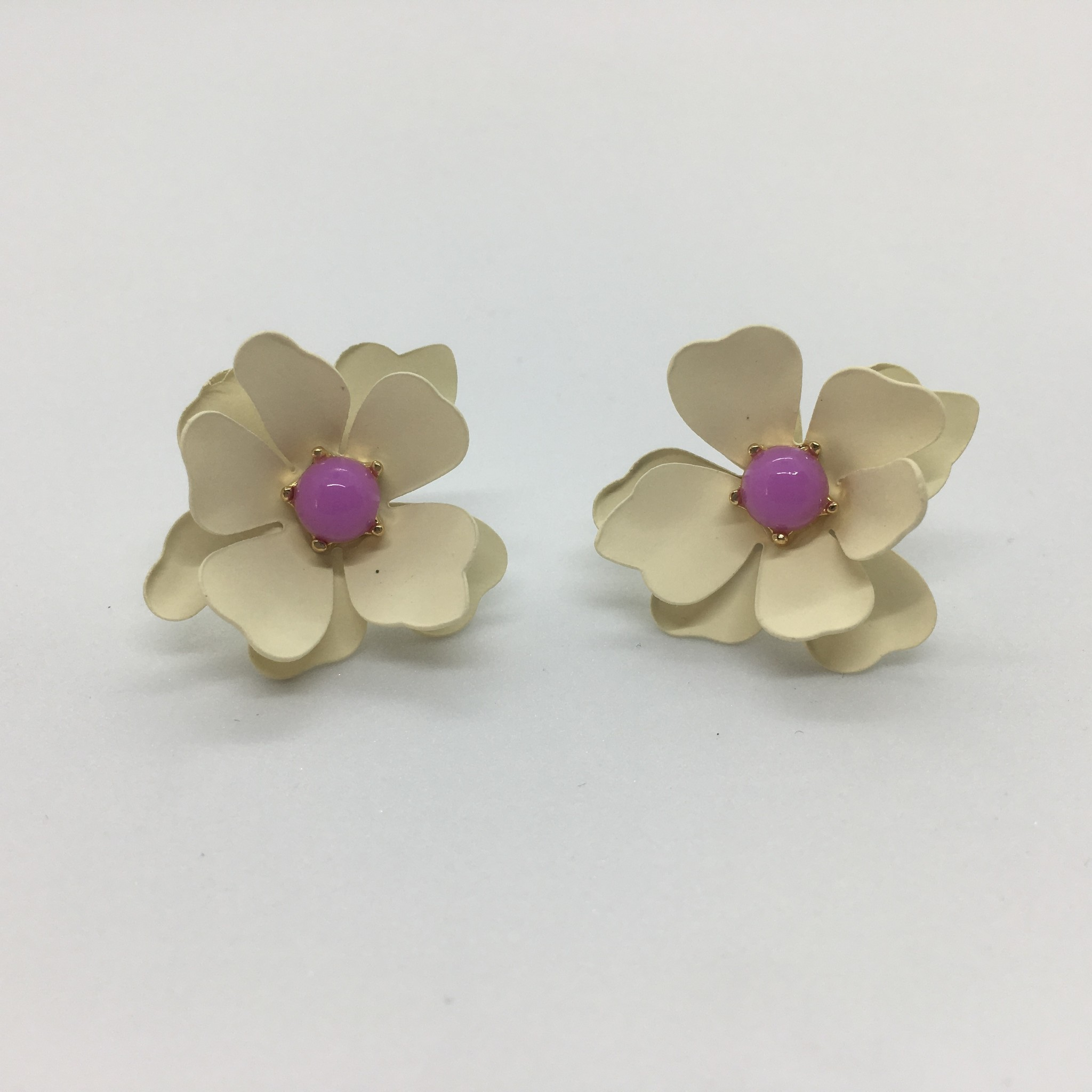 Sooley Designs Anemone Flower Earrings
