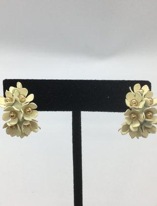 Sooley Designs Floral Cluster Hoops