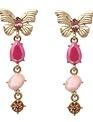 Sooley Designs Butterfly Drop Earring