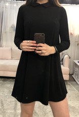 Long Sleeve Collared Aurora Dress-