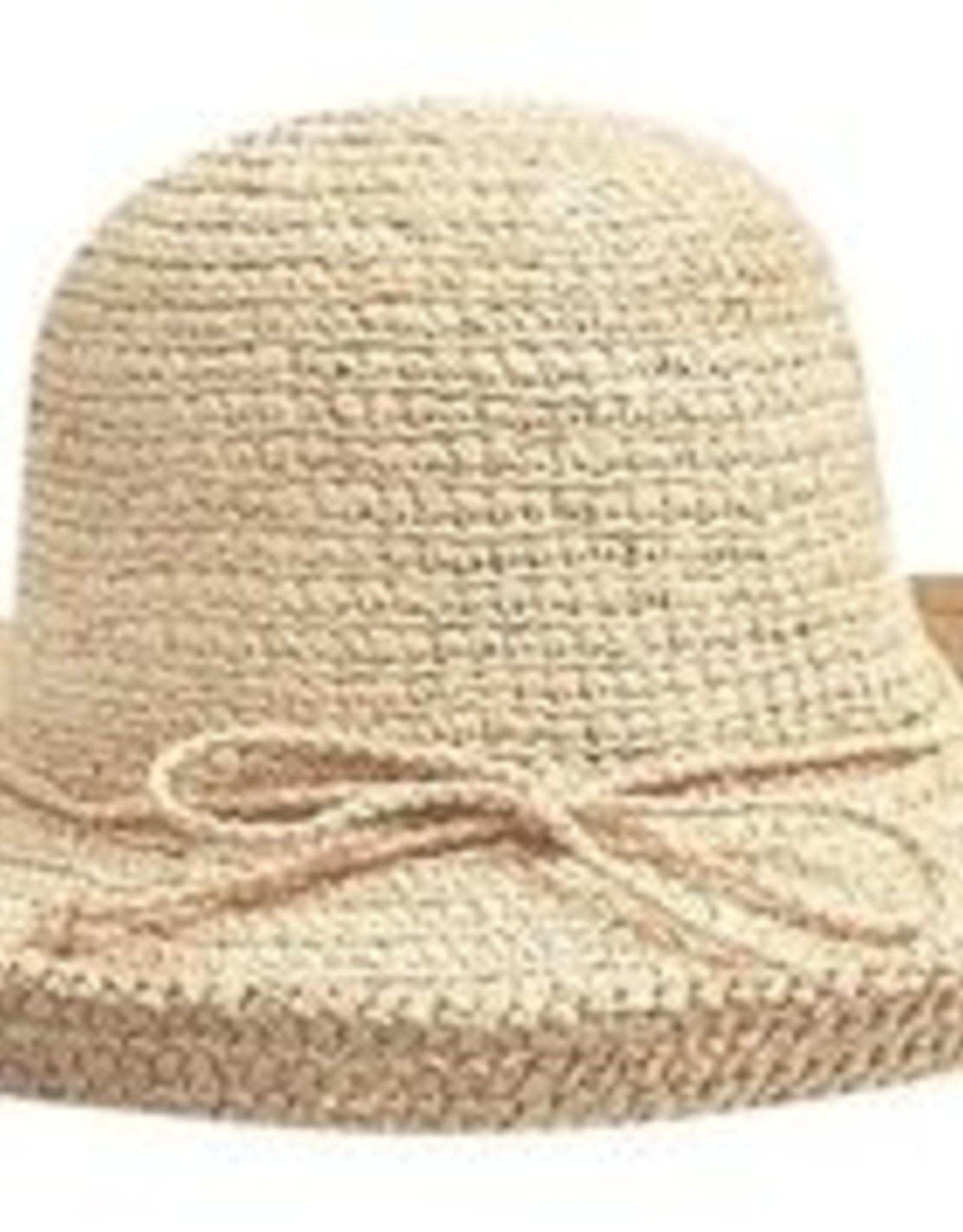 Straw Hat with Straw String