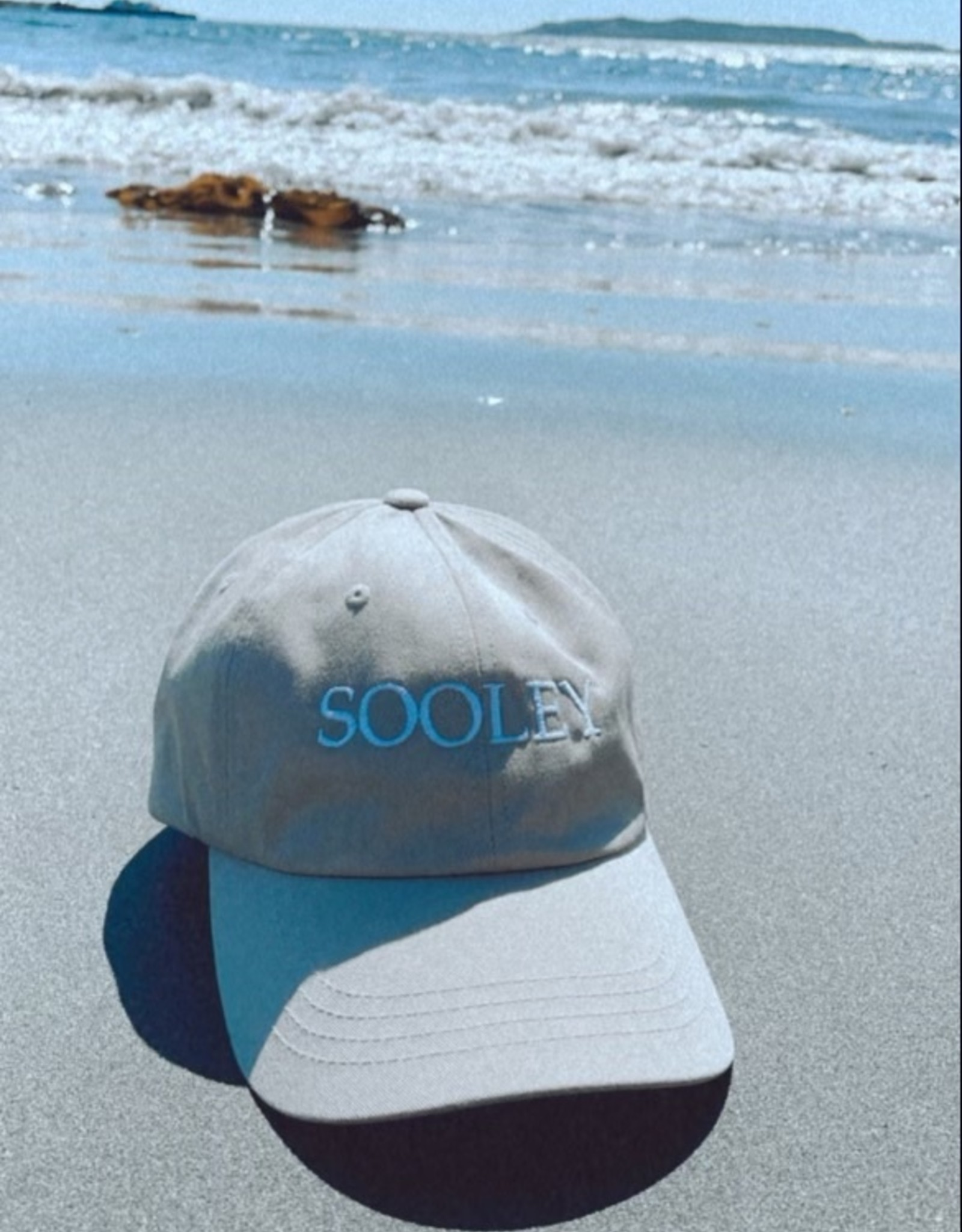 Sooley Embroidered Baseball Hat