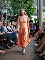 Wide Leg Jumpsuit (Tangerine)