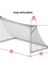 Kwikgoal Replacement Net