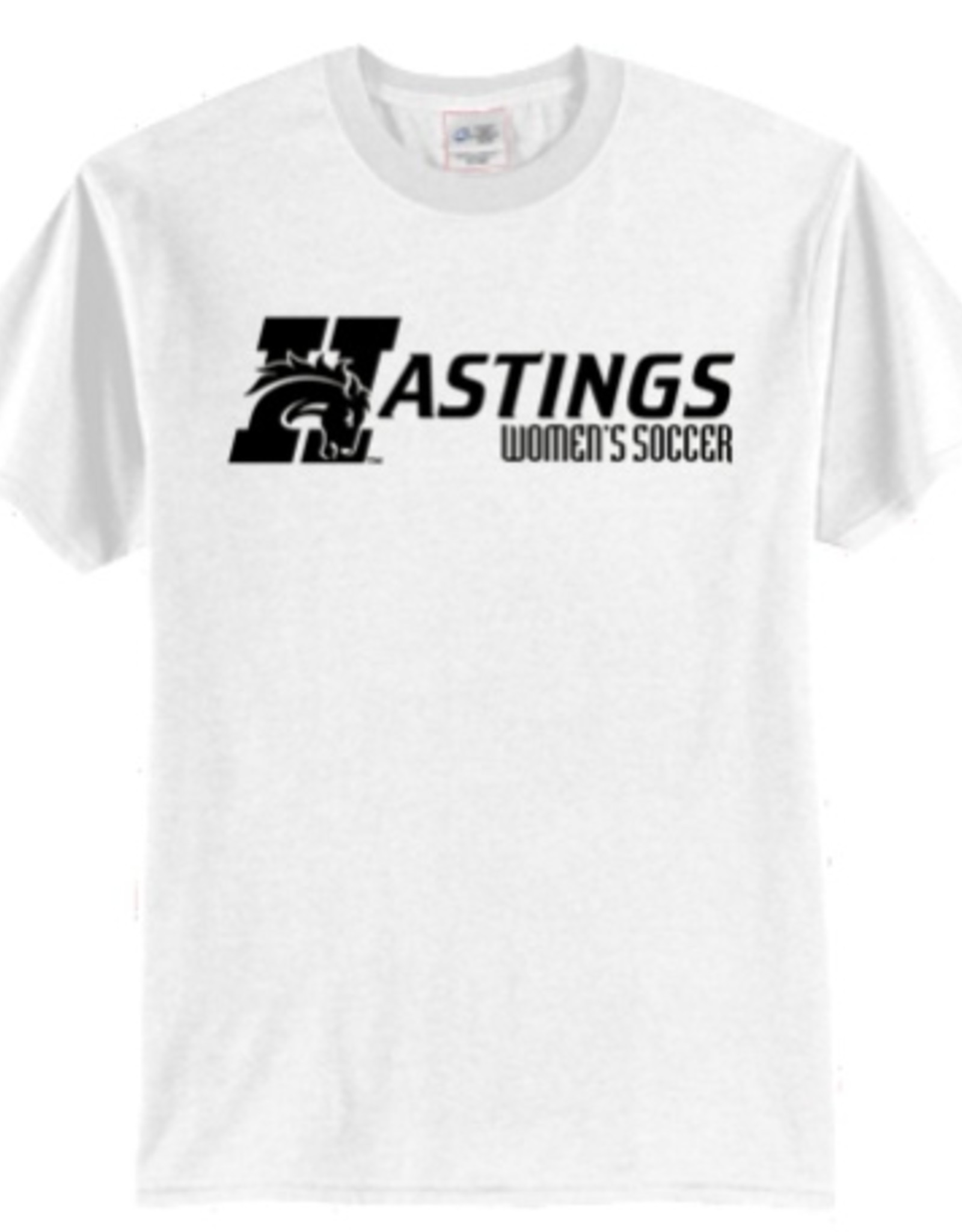 Hastings Women's Soccer Tee