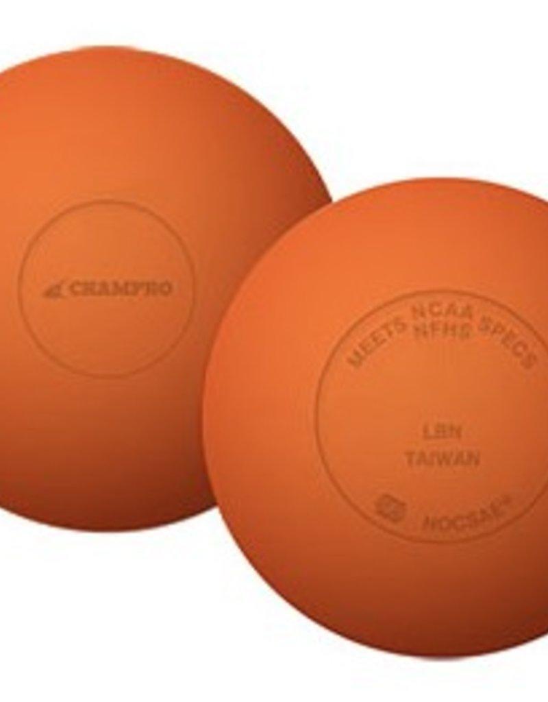 NOCSAE LACROSSE BALLS (12/pack)