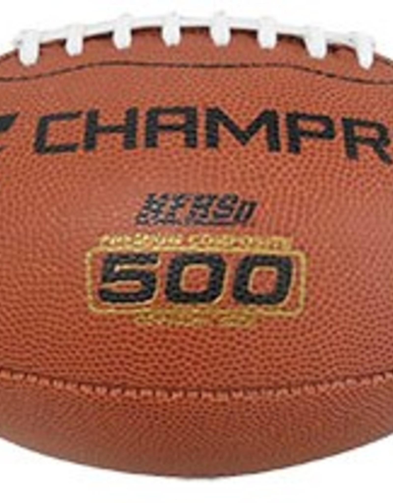 "CHAMPRO ""500"" PERFORMANCE FOOTBALL"