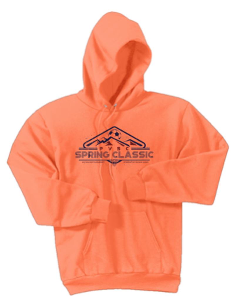 Tournament Core Fleece Hooded Pullover