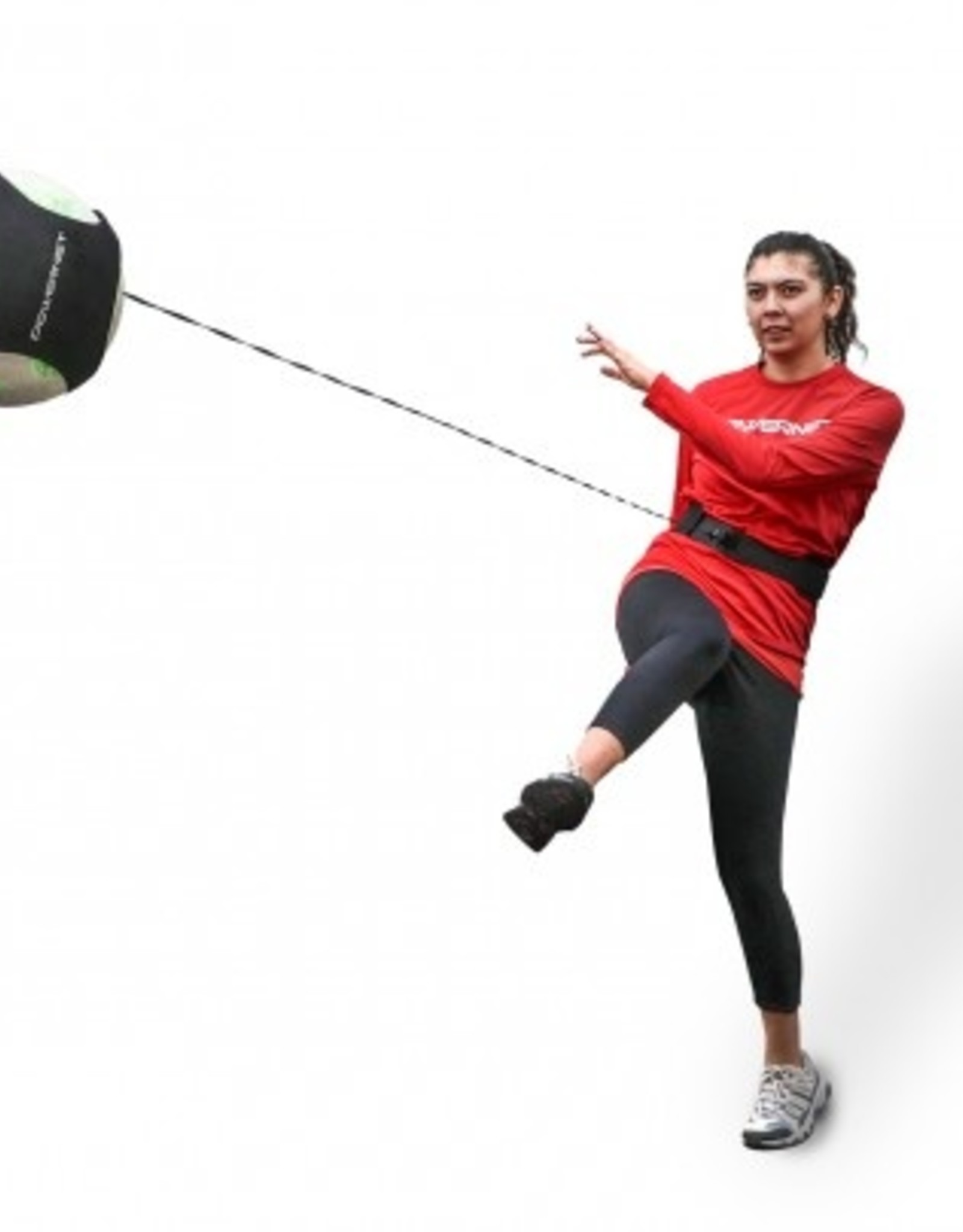 PowerNet Solo Soccer Trainer