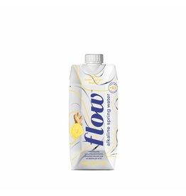 Flow Alkaline Spring Water - Lemon + Ginger - 500ml