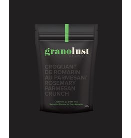 Granolust Rosemary Parmesan Crunch - 300g