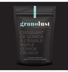 Granolust Maple Quinoa Crunch - 300g