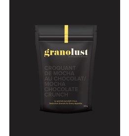 Granolust Mocha Chocolate Crunch - 300g