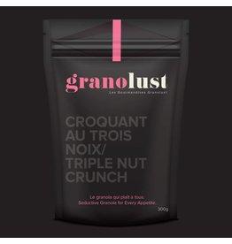 Granolust Triple Nut Crunch - 300g