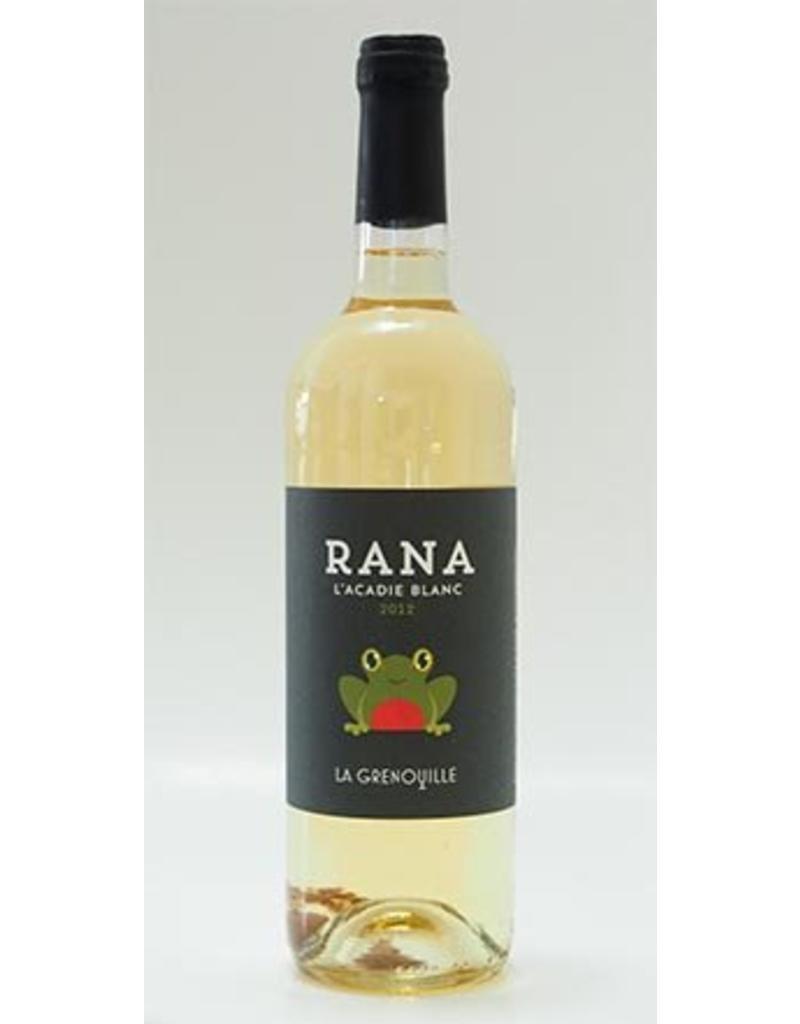 Vignoble La Grenouille Rana - White Wine - 750ml