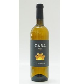 Vignoble La Grenouille Żaba - White Wine - 750ml