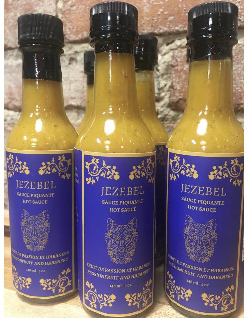 Joss'e Sauces by L'Epicerie Moderne Jezebel Hot Sauce - Passion Fruit & Habanero 148 ml