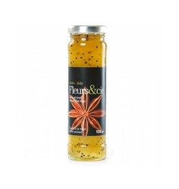 Fleurs et Cie Jelly - Anise & kiwi - 150 ml